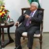 Bezoek Abbas aan Nederland