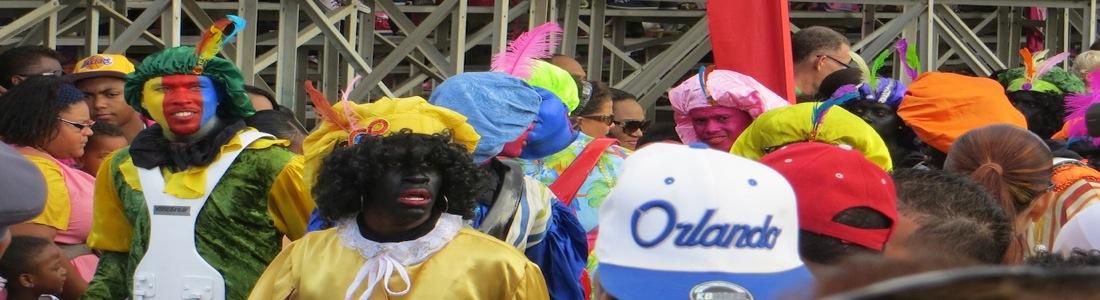 Zwarte Piet en Sinterklaas