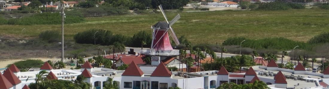Bouw Windturbines