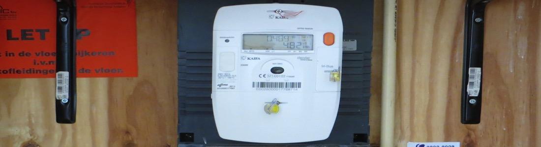 Meters Energiebedrijf